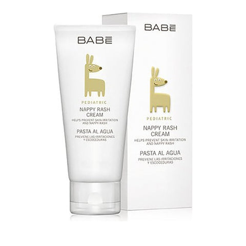 Babe Pediatric Nappy Rash Cream 100ml