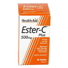 Health Aid Ester C 500mg tablets 60s