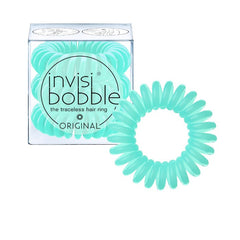 Invisibobble Original Mint To Be Λαστιχάκια Μαλλιών 3 Τεμάχια