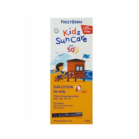 Frezyderm Kid's Sun Care Lotion SPF50 150ml & Δώρο 25ml