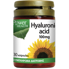Power Health Hyaluronic Acid 100mg 30 Capsules