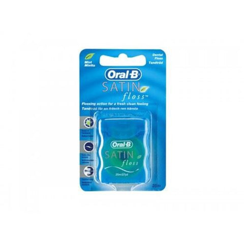 Oral-B Satin Floss 25m-pharmacybay