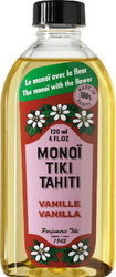 Monoi  Tiki Tahiti Vanilla Natural Oil 120ml