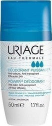 Uriage Deodorant Roll-On Power 3 50ml