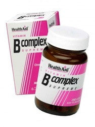 Health Aid B Complex Supreme 30 κάψουλες-pharmacybay