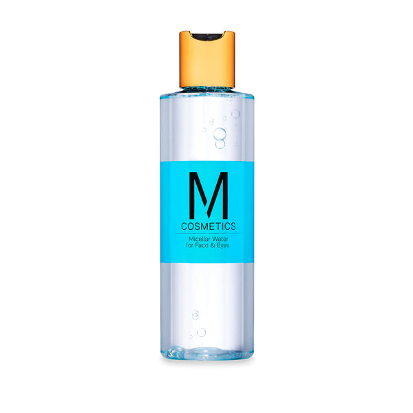 M Cosmetics Micellar Water For Face & Eyes 200ml