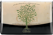 Papoutsanis Olivia Glycerine Exfoliating Soap 125gr