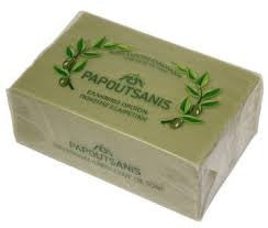 Olive Oil Soap Papoutsanis 250gr