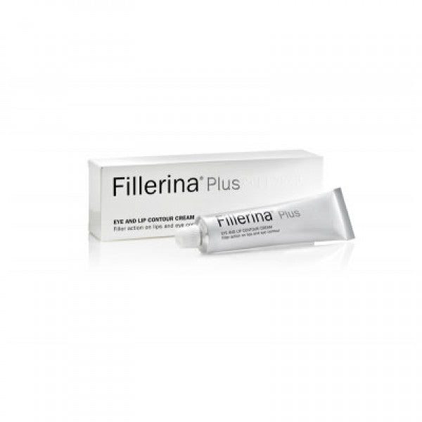 Fillerina Plus Eye And Lip Contour Cream Βαθμός 4 15ml