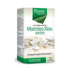 Power Health Μαστίχα Χίου Extra 14 Φακελάκια