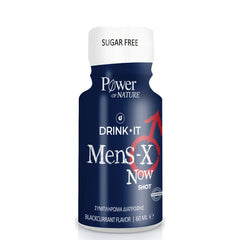 Power Health Drink It Mens X Now 60ml