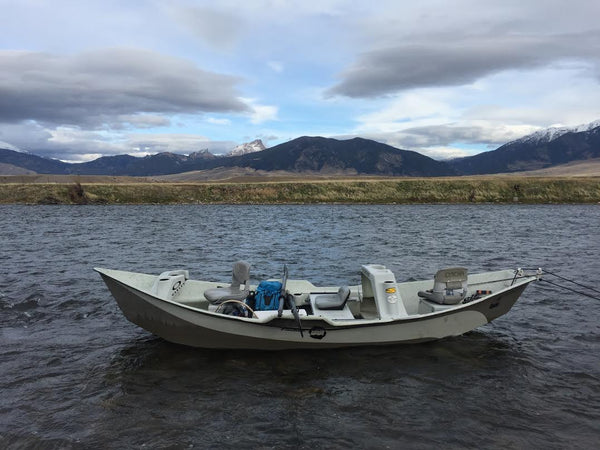 MRO Fly Fishing Report 10/27/2016