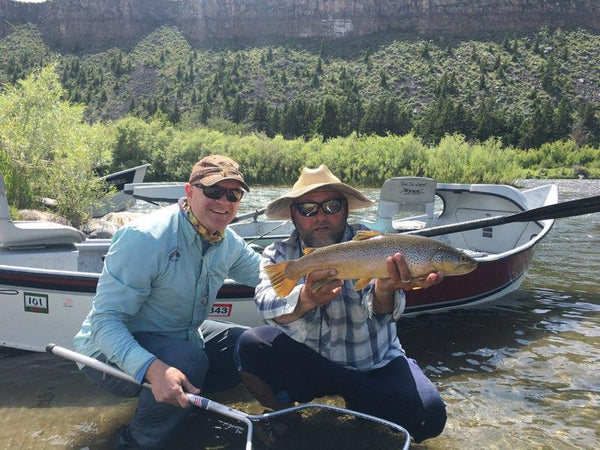 Madison River Outfitters Fishing Report 7/10/2018