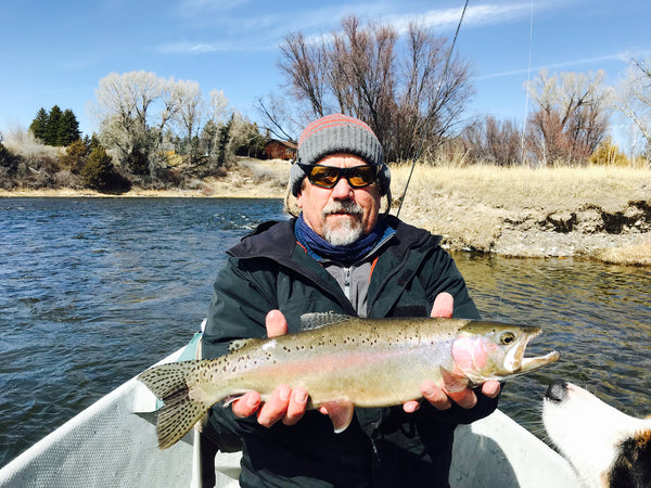 Madison River Fishing Report - April 6, 2020