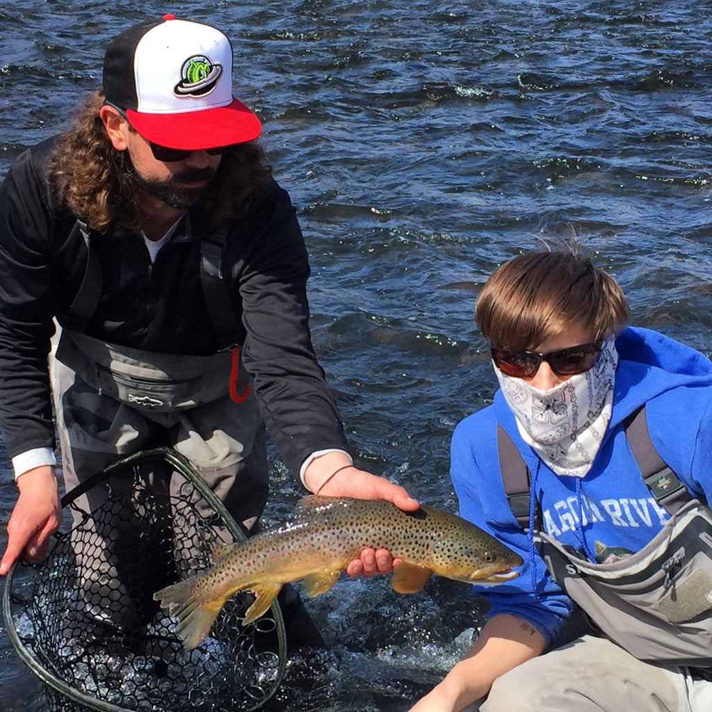 Madison River Fishing Report for April 14, 2020
