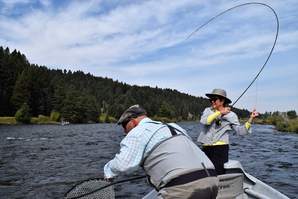 Madison River Fishing Report 9/25/2018
