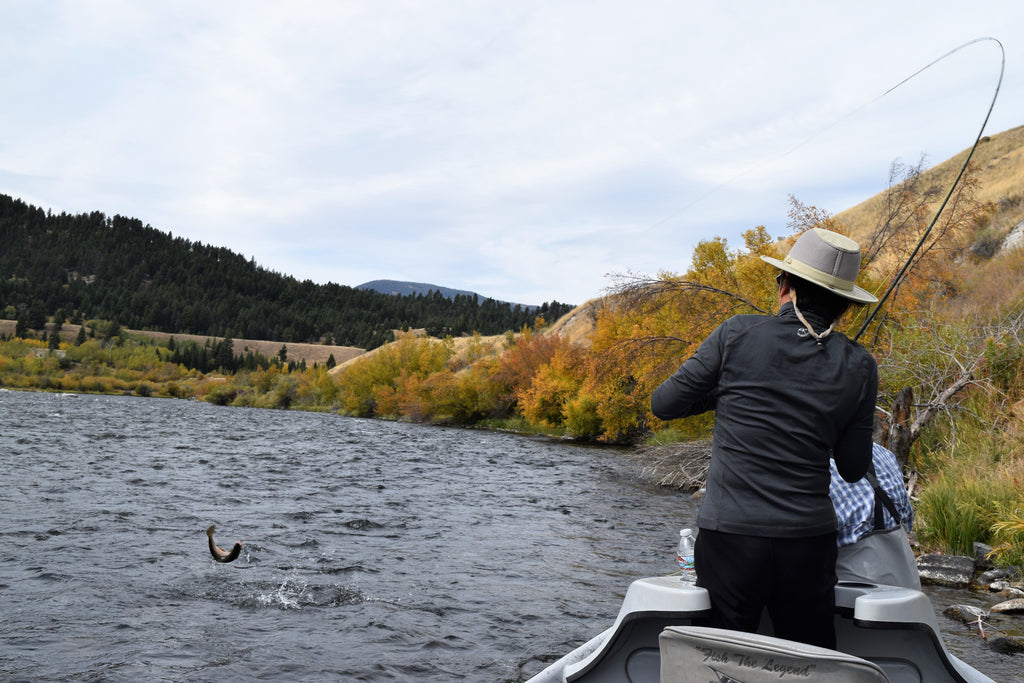 Madison River Outfitters Fishing Report 10/9/2018