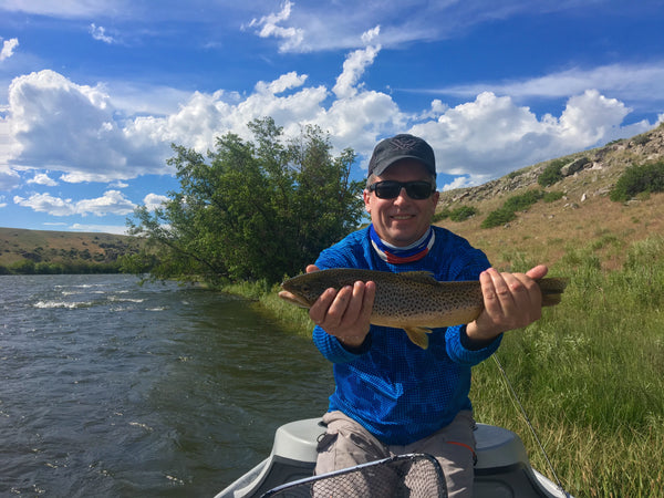 Madison River Outfitters Fishing Report 7/17/2017