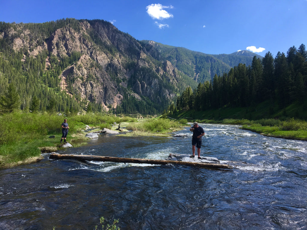 Madison River Outfitters Fishing Report 6/18/18