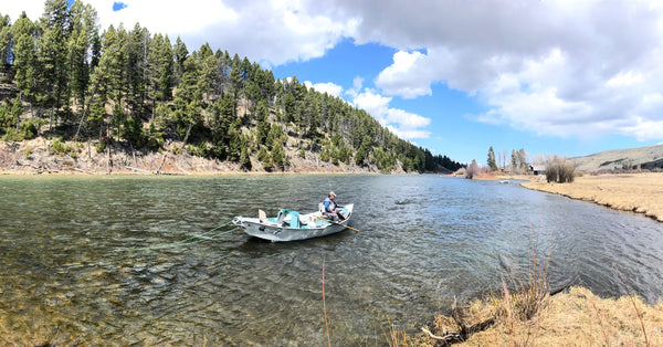 Madison River Fishing Report - May 5, 2020