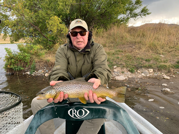 Madison River Outfitters Fishing Report 9/17/2019