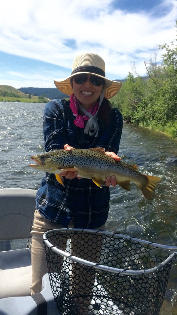 Madison River Outfitters Fishing Report 7/24/2018