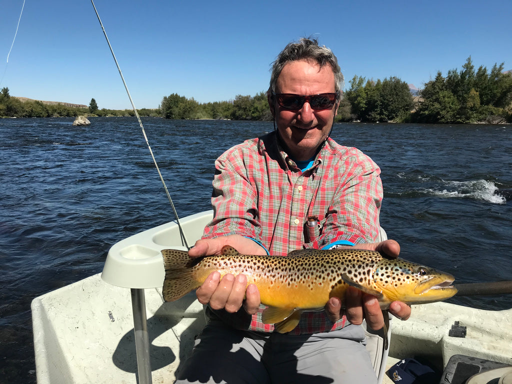 Madison River Outfitters Fishing Report 9/15/20