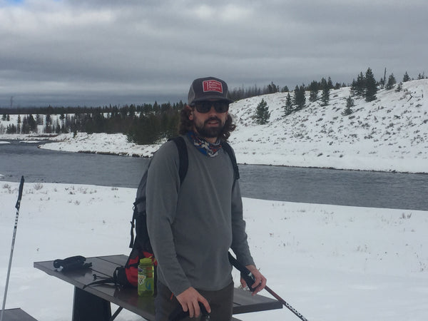SpeySki Fishing On The Madison River