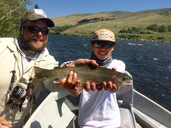 Madison River Outfitters Fishing Report 8/7/2018