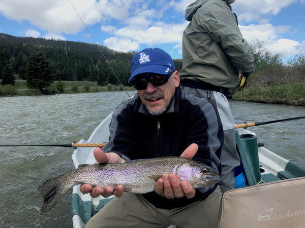 Madison River Outfitters Fishing Report 6/11/2019