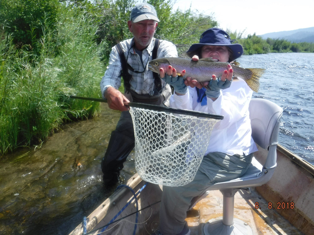 Madison River Outfitters Fishing Report 8/14/18