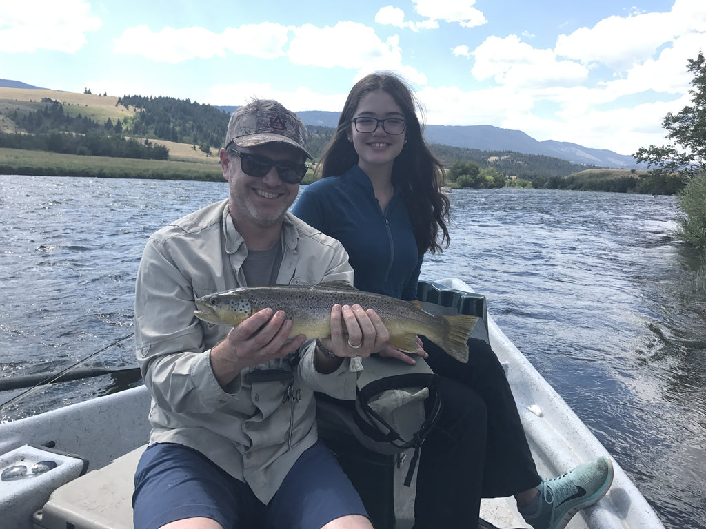 Madison River Outfitters Fishing Report 7/24/2017