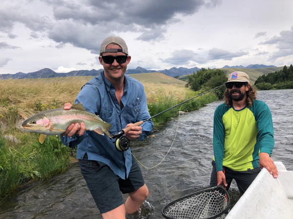 Madison River Outfitters Fishing Report 8/27/2019