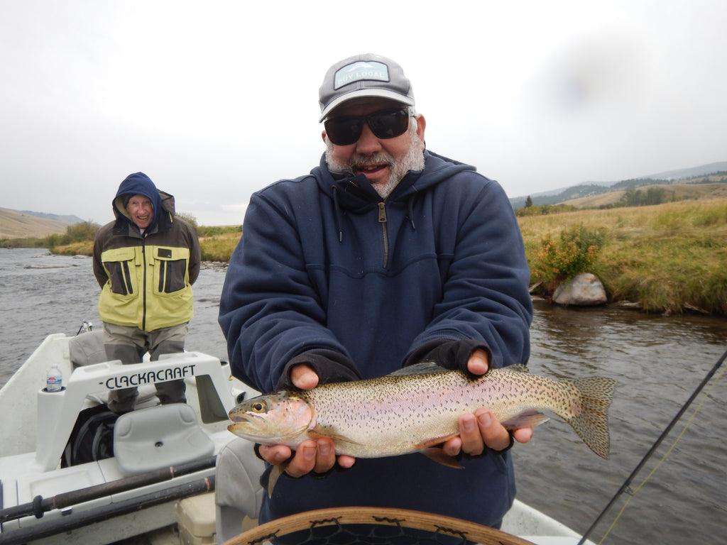 Madison River Outfitters Fishing Report 9/25/2017