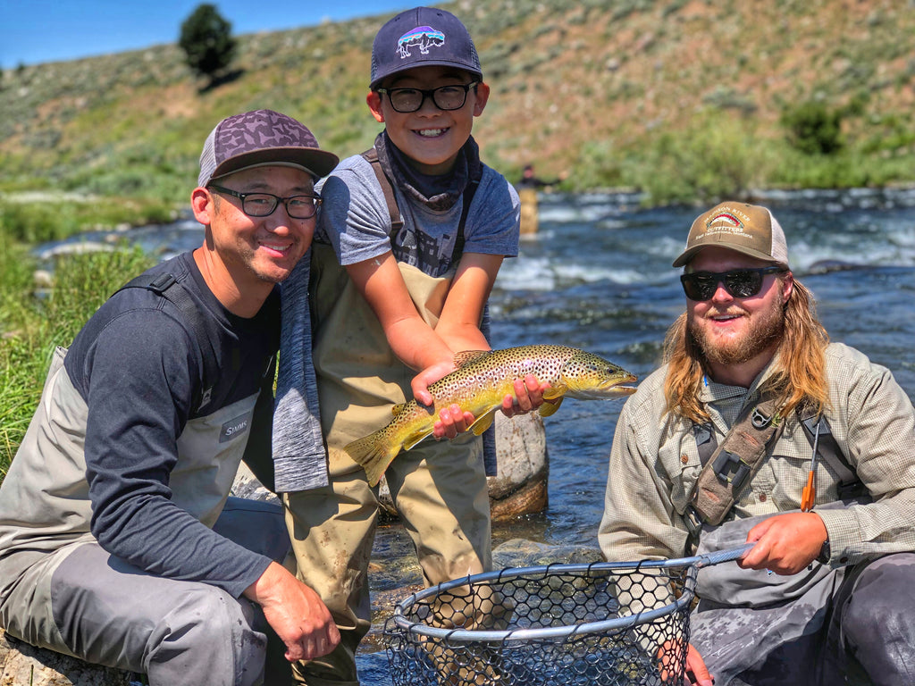 Madison River Outfitters Fishing Report 7/23/2019