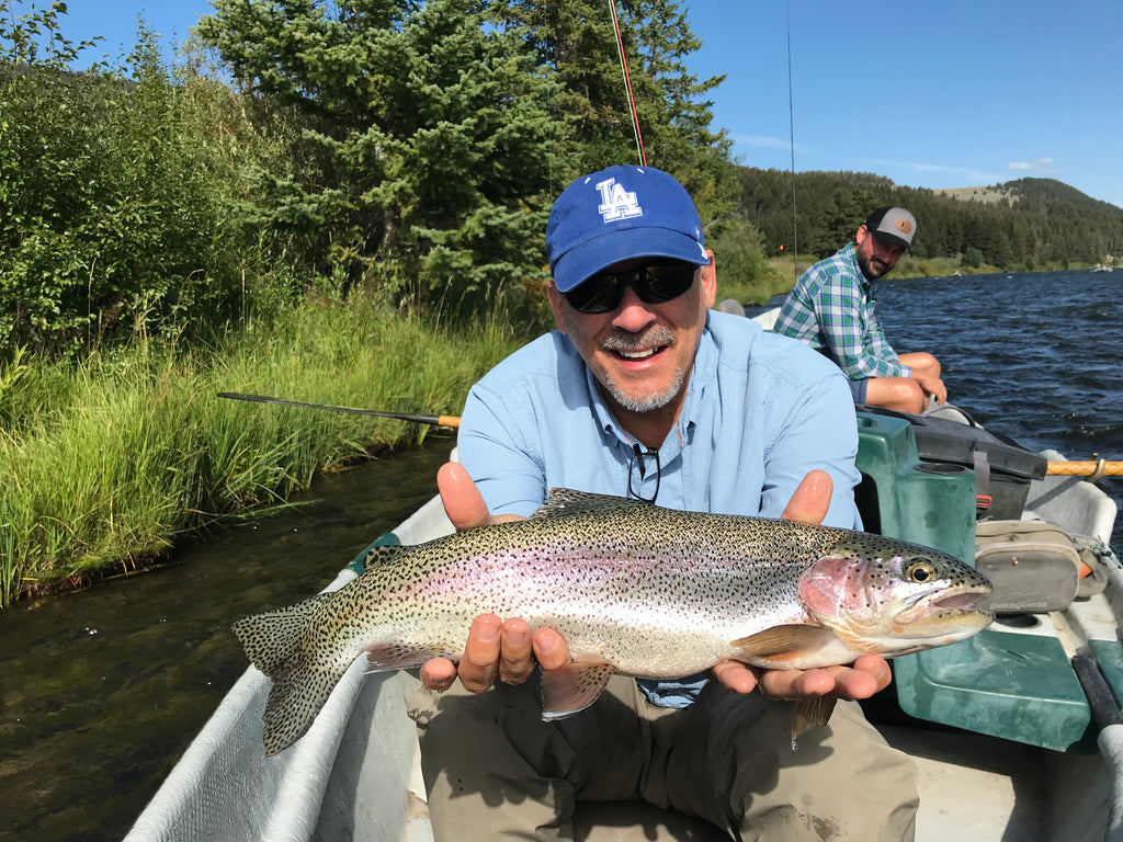 Madison River Outfitters Fishing Report 8/20/2019