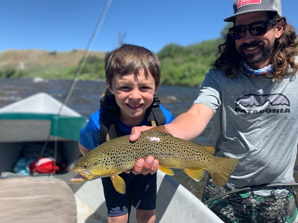 Madison River Outfitters Fishing Report 7/21/20