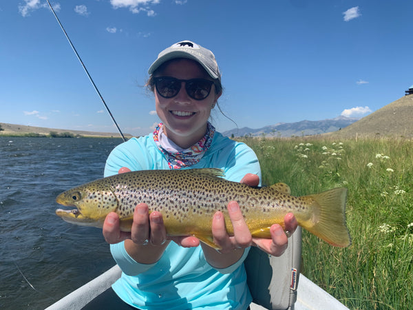 Madison River Outfitters Fishing Report 8/4/20