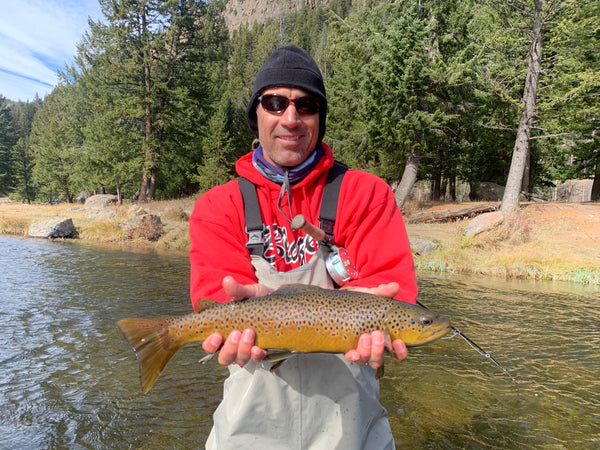 Madison River Outfitters Fishing Report 10/15/2019