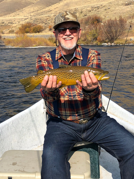 Madison River Outfitters Fishing Report 10/13/20