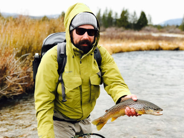 A Fly Fishing Guide's Daily Routine