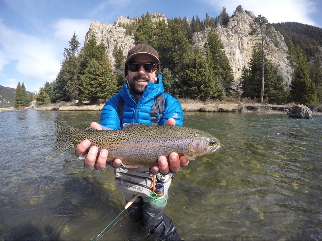 Winter Thoughts of a West Yellowstone Fly Fishing Guide