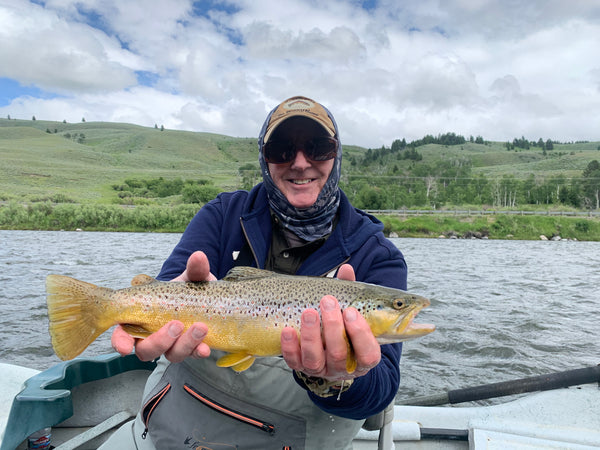 Madison River Outfitters Fishing Report 7/14/20