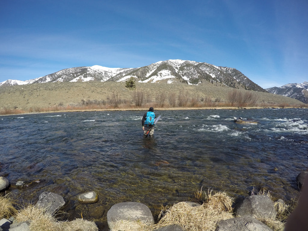 MRO Montana Fly Fishing Report 4/27/2016