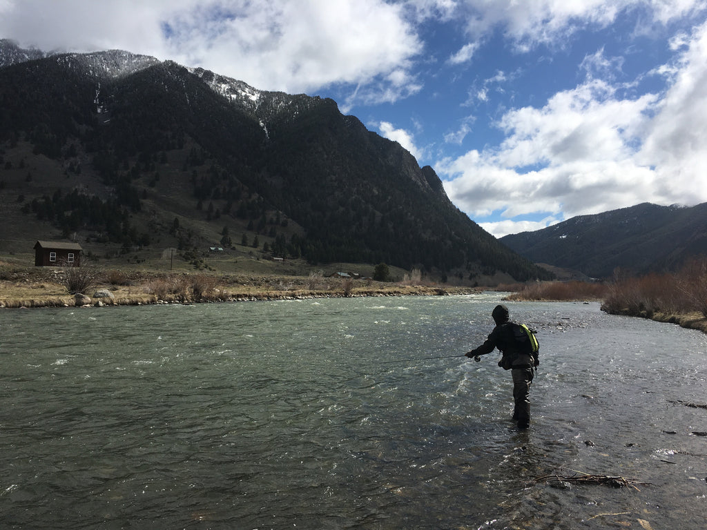 MRO MT Fly Fishing Report