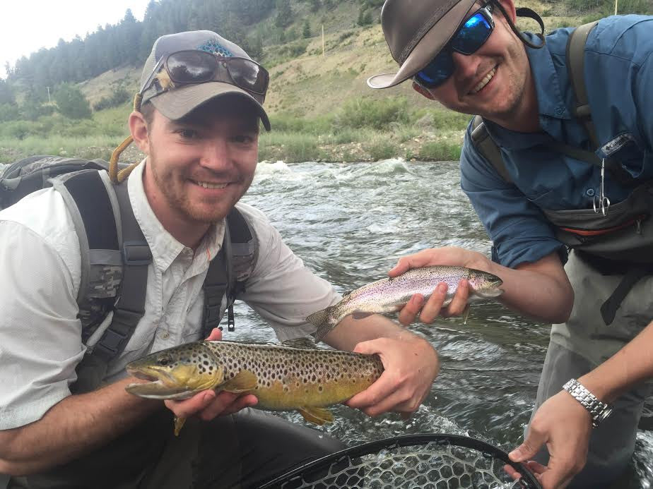 Madison River Fly Fishing Report 7/6/2016