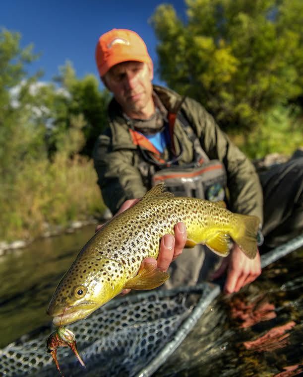 MRO Fly Fishing Report 9/26/2016