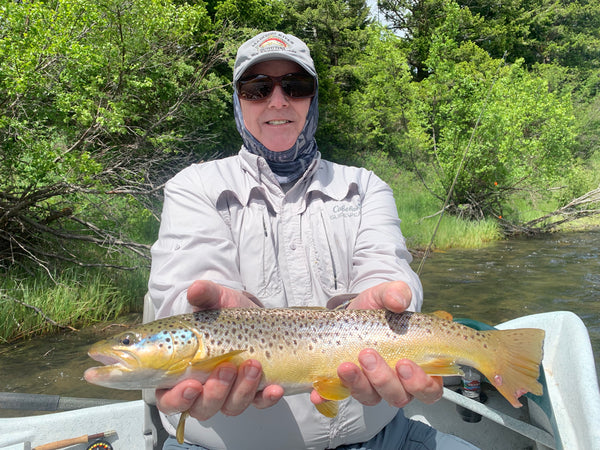 Madison River Outfitters Fishing Report 7/2/2019
