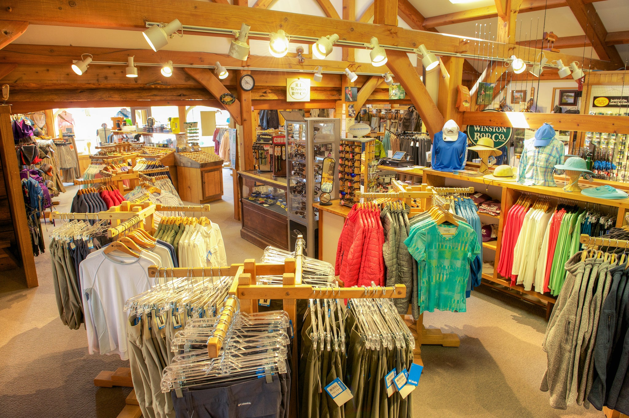 Fly Shop's Women's Clothing Selection