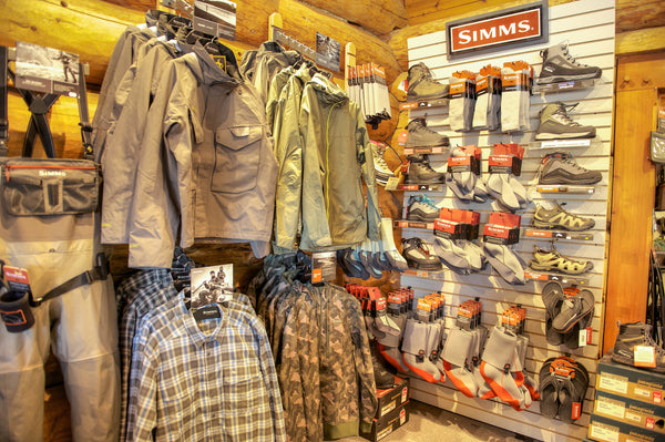 Fly Fishing Jackets and Wading Boots